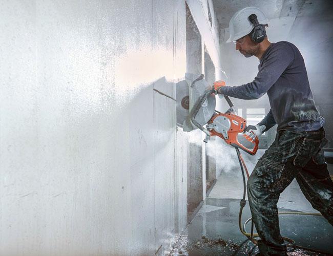 Алмазная резка бетона в Киеве